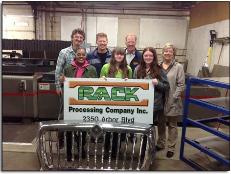 Rack Processing